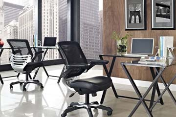 Desk-and-Rolling-chair
