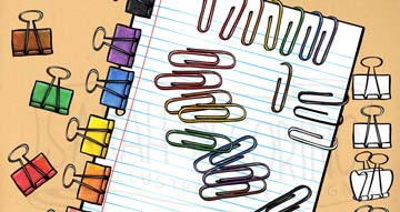Paperclips-and-binder-clips