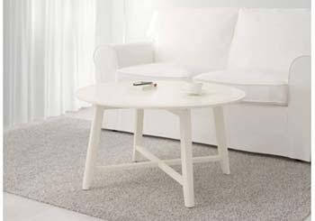 IKEA Kragsta Coffee Table White