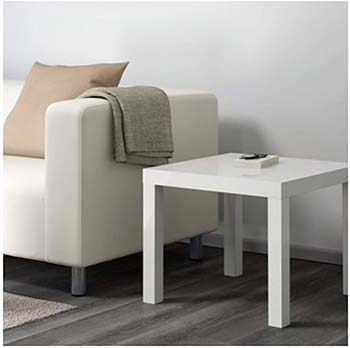 Ikea Side Table White