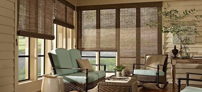 woven wood shades reviews
