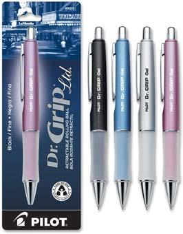 PILOT Dr. Grip Refillable Ball Pen