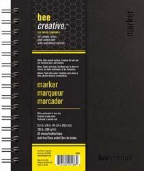 Bee Paper BEE-20001 Creative Marker Book