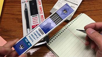 best mechanical pencil lead