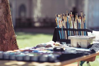 Brushes for Wet on Wet Oil Painting Buying Guide
