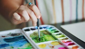 Brushes for Wet on Wet Oil Painting