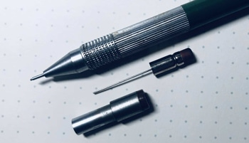 How to fix jammed mechanical pencils