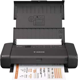 Canon Pixma TR150 Wireless Mobile Printer With Airprint And Cloud Compatible