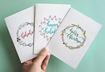 Printing Greeting Cards At Home
