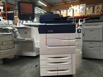 Xerox Color C60 Digital Laser Production Commercial Printer