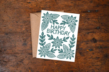 print greeting cards cover