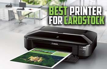 printer for 110lb cardstock