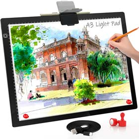A3 Light Board, Light Pad for Diamond Painting