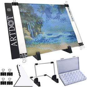 ARTDOT A4 LED Light Pad for Diamond Painting