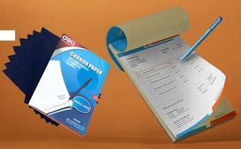 Carbon Paper vs Carbonless Paper