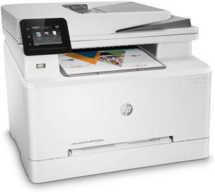 HP Color LaserJet Pro M283fdw Wireless all in one printer