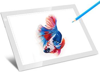LITENERGY Portable A4 cricut bright pad