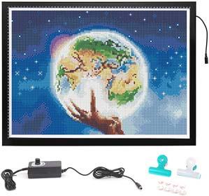 SanerDirect A2 Tracing Light Pad, Large Size Ultra-Thin Diamond Painting