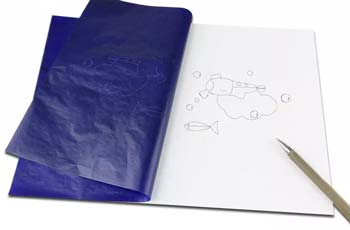 uses of carbon paper