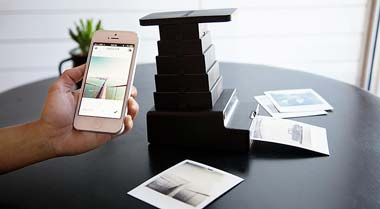 How to Print Polaroids from iPhone