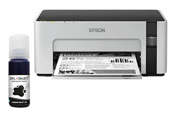 How to Print with Black Ink Only When Color Cartridge is Empty Epson