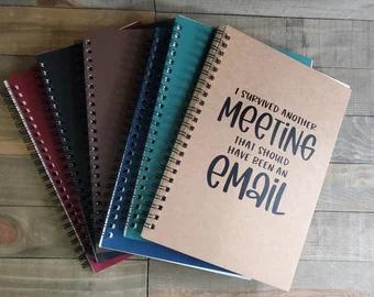 Meetings Notebook