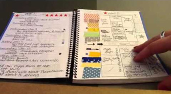 Projects Notebook